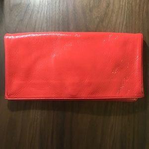 HOBO international oversized wallet clutch